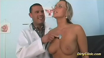 sexy Milf gets fucked by her doctor