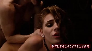 Ass licking and girl bondage think