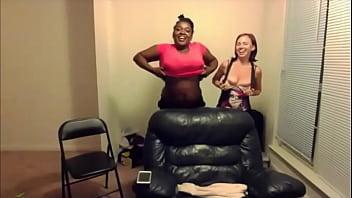 Jess and Keisha Flash