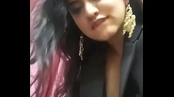 Desi horny Secretary in lingerie wants your Cum