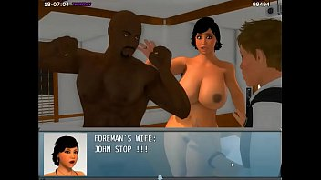 "Adult Game ""My New Life"" - Walkthrough #06 - Maria, Jet and Sarah Quest"