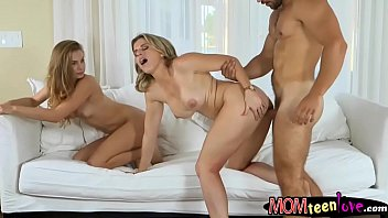 Sydney milf Cory chase and sydney cole threesome sex