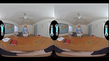 WETVR Big Tit Student Fucked During Detention In VR