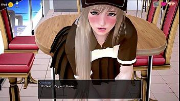 Mythic Manor: Chapter 6 - Mythic Debauchery At Velvet Desires