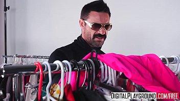 DigitalPlayground - Big Booty Behind the Scenes with (Charles Dera, Mandy Muse)