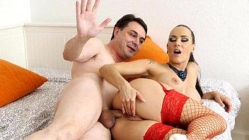 Fabulous anal scene of Mea Melone with Andrea Diprè