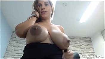 Milky Huge Natural Boobs Babe