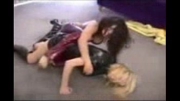 pvc girls fight