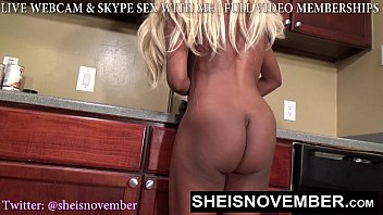 MY STEP BROTHER FORCED ME TO STRIP MY GIANT TITS & BUTT BLACKMAIL MSNOVEMBER POV thumbnail