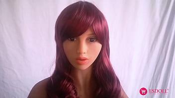 ESDOLL Sexy Next Door Wife LifeLike Love Doll 140cm – Flora