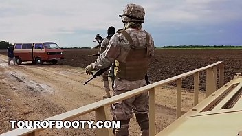 Tour Of Booty - American Soldiers Use Goat As Payment For Arab Prostitute