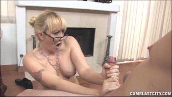 Tube porn city shower - Busty blonde gets a semen shower