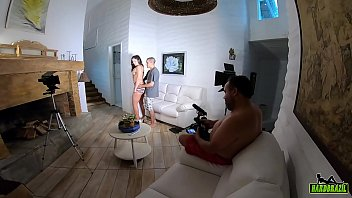 making of getting into the tail of the married woman without a condom the way Big Bambu likes - Pamela Pantera
