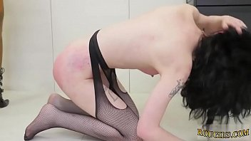 Amateur bondage fuck and extreme feet fetish first time This is our