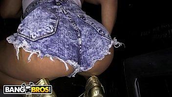 BANGBROS - Big Booty Latin Babe Becca Diamond Visits Our Glory Hole