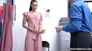 Gia Vendetti is a sexy Latina MILF shoplifter that loves getting fucked with the cop after being caught stealing. pornhub video