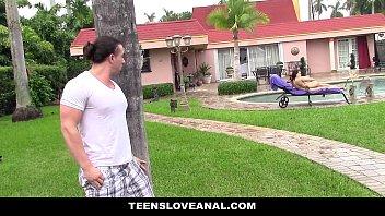 Teen cuban ass - Teensloveanal - teen ass fucked by peeping tom