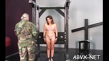 Older woman bondage Older woman bizarre bondage in naughty xxx scenes