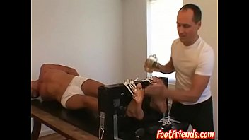 Gay tickling video Instructional video for the tickling foot fetish fans