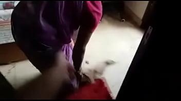 Desi maid flash2