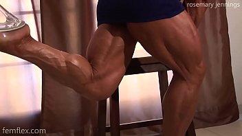 Rosemary Jennings Muskulöse Beine