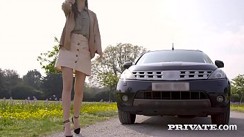 Private.com - Hot Lina Luxa, Takes A Hard Cock Up Her Butt! thumbnail