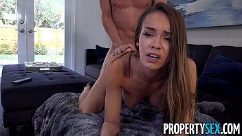 PropertySex - Handyman fucks insanely hot real estate agent