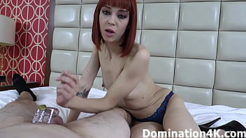 Crystal Clark puts you into chastity