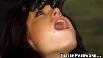 Bdsm ball pumping Little redhead kaisey dean fisted and relentlessly pounded