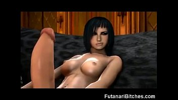 Biggest 3D Futanari Cocks and Cumshots!