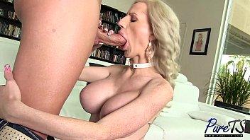 super busty Juliette gets loved up & banged
