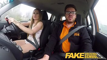 Stress reduces my girlfriends sex drive Fake driving school carmel anderson ends lesson with an orgasmic climax