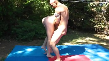 Image: Angell Summers Wrestling and humilation