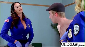 Office Sex With Sluty Big Juggs Teen Girl (Alison Tyler & Julia Ann) vid-02