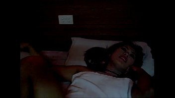 Cheating party slut gets fucked hard in motel room by mexican bartender