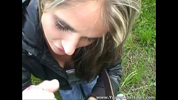 Hot babe Nessa Devil assfucked on a meadow thumbnail