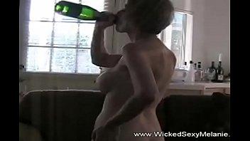 Party Granny Slut At Home