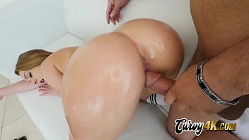 Daisy gets her ass cheeks rubbed before being banged hard