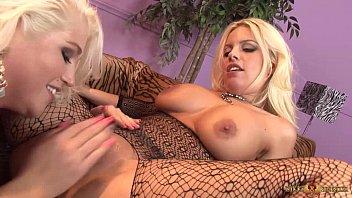 Busty Nikki Phoenix eats her blonde girlfriend good thumbnail