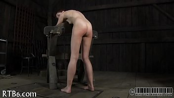 Stormy Caning For Lusty Babe