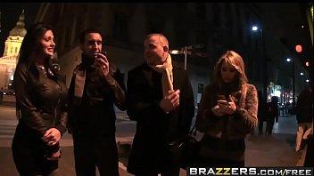 Brazzers - ZZ Series -  Bonus Episode More Bang for Your Buck scene starring Aletta Ocean, Keiran Le