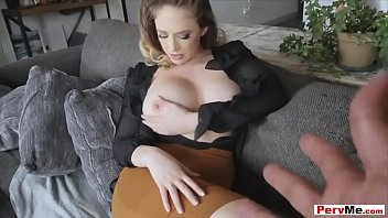 No one takes care of me like my horny busty stepmommy