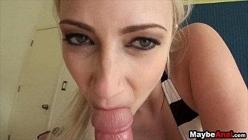 Rani naked Blonde bimbo finds a dick up her ass raine mae 2