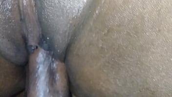 POV masturbation and fuck