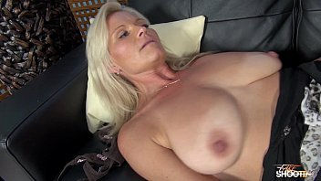 Very horny hot MILF fuck like Mom his stepson on fake casting
