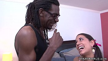 She Loves BIg Black Cock