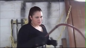 Pee femdom control severe whipping bullwhip Bullwhipping beauty