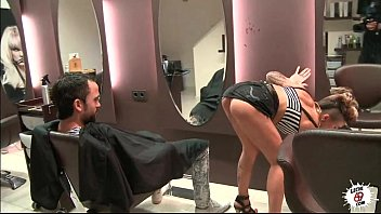 Erotic story, hairdresser - Leche 69 cool tattoo hairdresser prefers cock than cash
