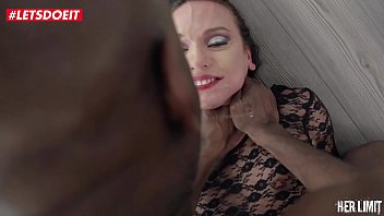 LETSDOEIT - Russian Hoe Ass Fucked Hardcore By a BBC (Nataly Gold)