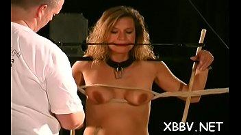Adorable girlfriend fucks her tight hole